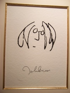 Limited Edition John Lennon Artwork For Sale Silicon Valley Idea Girl